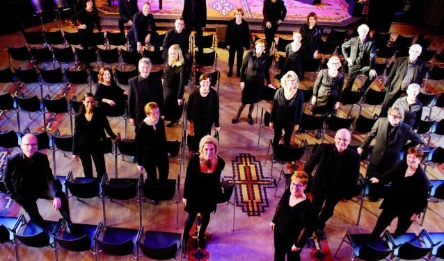 Het Kempisch Kamerkoor houdt dinsdag 14 februari een muzikale lezing in de Lambertuskerk in Vessem.
