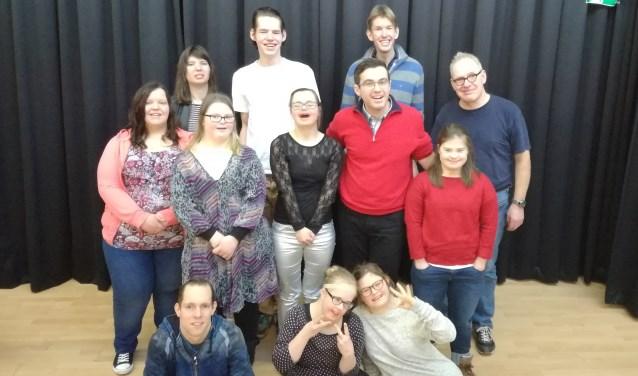Rafels is de vrijetijdsgroep van theaterwerkplaats Tiuri.