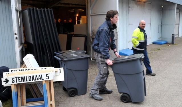 Vanavond weten we wat Delft gestemd heeft. (Foto: Fred Nijs)