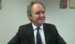 """Wethouder Japenga: """"De uitvoering van dit plan gaat reuring geven"""". (foto Geert van Someren)"""