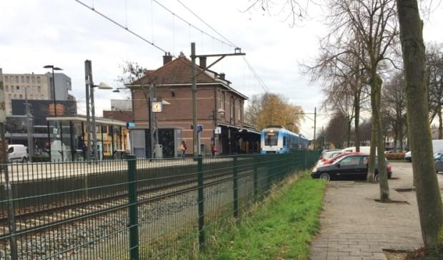Station Ede Centrum.