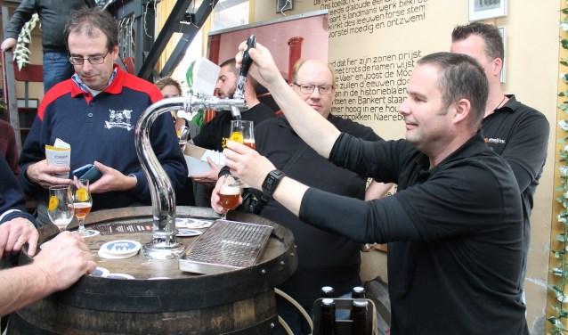 Op het Delta Bier Festival zijn alle bieren te proeven.