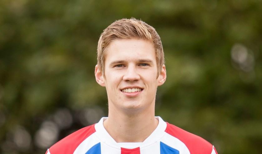 Roel Gebbinck van Ulftse Boys. (foto: PR)