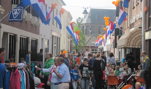 Vesting Vrijmarkt 2016. Foto: pr