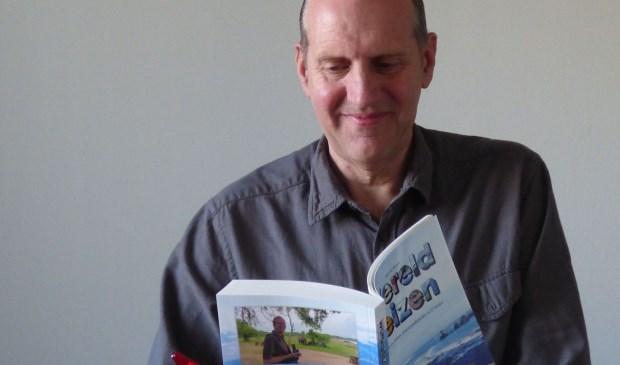 Dick van Kooten bracht een reisboek uit.