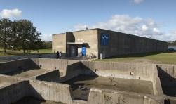 Het Watersnoodmuseum is een van de vier geselecteerde musea voor de museumdag voor nieuwe inwoners in Zeeland. FOTO: Ben Seelt / beeldenbank.laatzeelandzien.nl