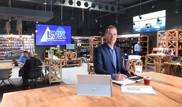 Stadsblad den bosch levix experience center is parel bossche