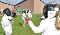 Sportieve activiteiten tijdens Koningsspelen 2016