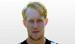 Wout Blasman (Silvolde) scoorde tweemaal en staat nu tweede, achter Jesper Brom. (foto: Jos Overgoor, www.sportclubsilvolde.nl)