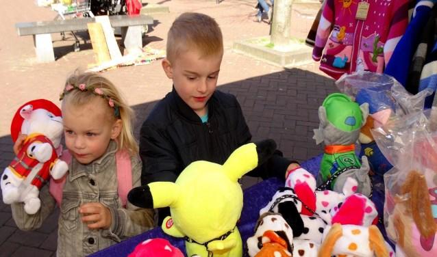Lentemarkt Groenrijk Veldhoven, genieten van vele mooie zaken.