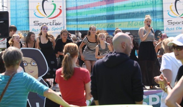 Impressie van een recente SportFair; hier in Haarlemmermeer. Foto: Facebook Sportfair Nederland