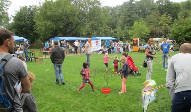Voorzomerfeest Doepark Nooterhof is een middag vol leuke, leerzame en gezellige doe-activiteiten voor jong en oud over natuur en milieu.