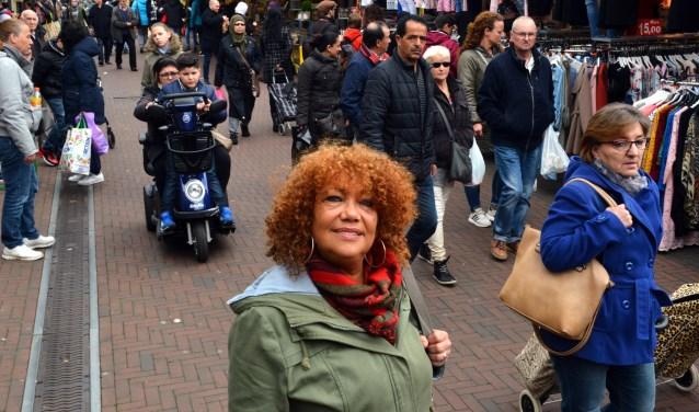 De Haagse Markt is de favoriete plek in Den Haag van Maggy Ferrier
