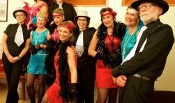 Vrijdag brengenOosterlandse Fanfare en vocaal ensemble Waisisi het Eurovisie Songfestival naar Zierikzee. FOTO: PR