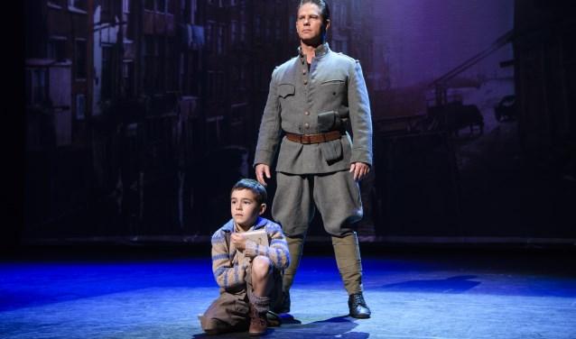 De musical Ciske de Rat met Danny de Munk is komende weken te zien in het nieuwe Luxor Theater. (Foto: Rpy Beusker)