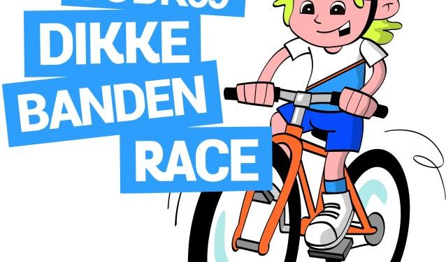 Kinderen kunnen zaterdag 20 mei deelnemen aan de DikkeBandenRace.