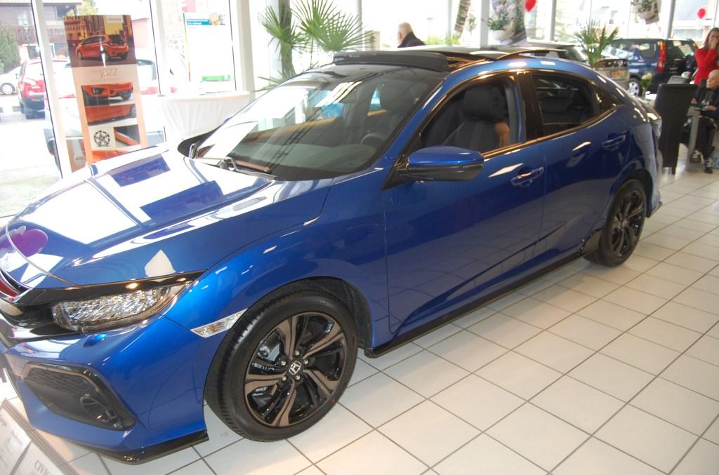 Honda Garage Utrecht : Honda wr v production begins in india edit launched at rs