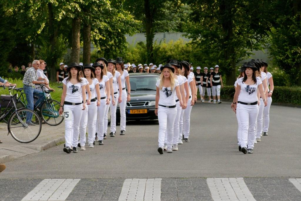 In het verleden liepen tal van groepen de 10- 12,5- 15 kilometer. Archieffoto: Eveline Zuurbier
