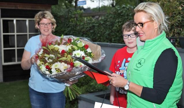 Brenda Pater uit Voorthuizen is de winnares.