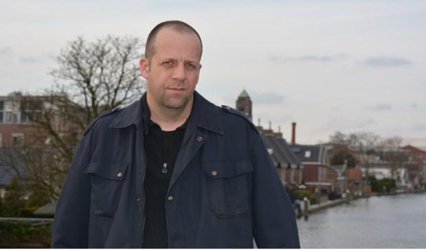 SP fractievoorzitter Harre van der Nat