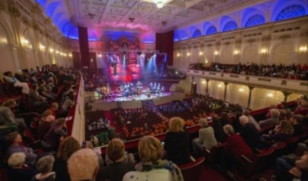 De havenloods eerste regionale concert met azc leerlingen for Lantaren venster rotterdam agenda