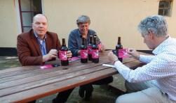 Bierbrouwerij Onder de Linden uit Wageningen heeft voor het Belmondo Festival een exclusief tripel bier gebrouwen.