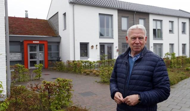 """Hans Strootman, voorzitter van JOVO Veldhoven: """"Ik ben later als betrokken ouder in dit initiatief gestapt."""" FOTO: Bert Jansen."""