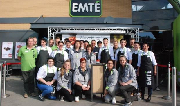 De volledig vernieuwde EMTÉ aan Den Koem in Groenlo is woensdagmorgen geopend.