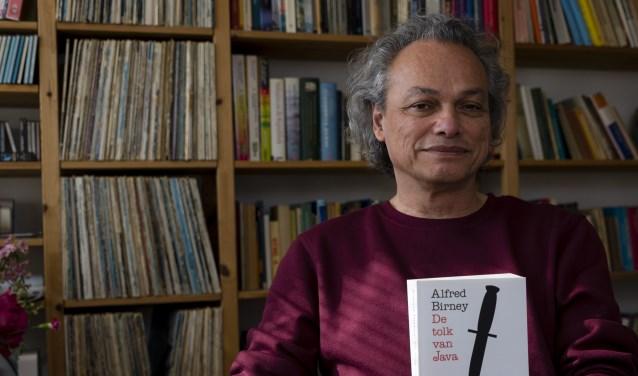 Alfred Birney: winnaar Libris Literatuur Prijs 2017 met 'De Tolk van Java'. Foto: Kim Bosch