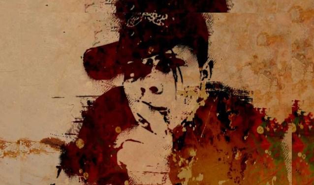 Een zelfportret van Alexander Rietveld.