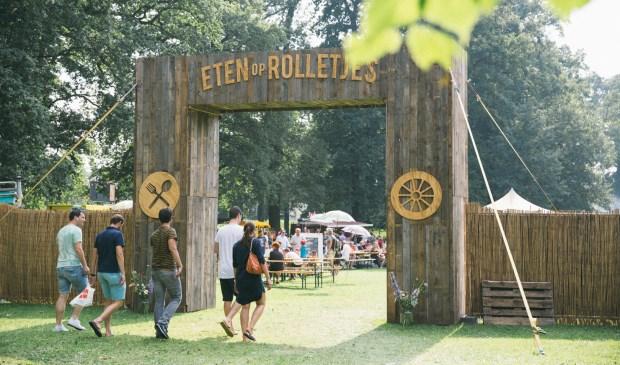 Foodfestival Eten Op Rolletjes Strijkt Neer In Zeist De Nieuwsbode