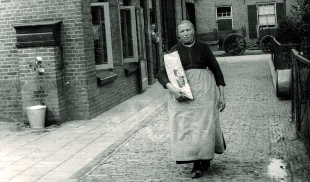 Hendrina ten Bolscher-Ligtenberg ('zwakke Dina').