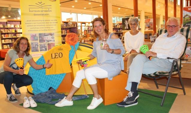 Het Kursusproject is in afwachting van Leo én veel cursisten. (Foto: Lysette Verwegen)