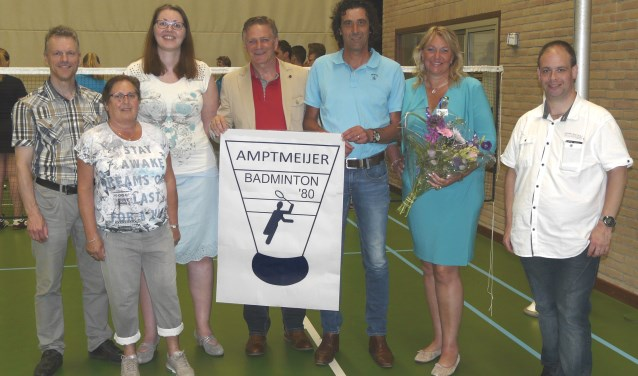 Huis aan Huis Elburg - Badmintonvereniging Wezep wordt ... Badminton Geschiedenis