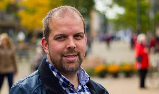 Ruben Minkjan blijft lijsttrekker van de ChristenUnie Hellendoorn.