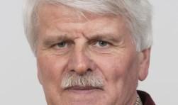 """Hans Ipskamp: """"Te ver uit elkaar gegroeid"""". (foto Gem. Ridderkerk)"""