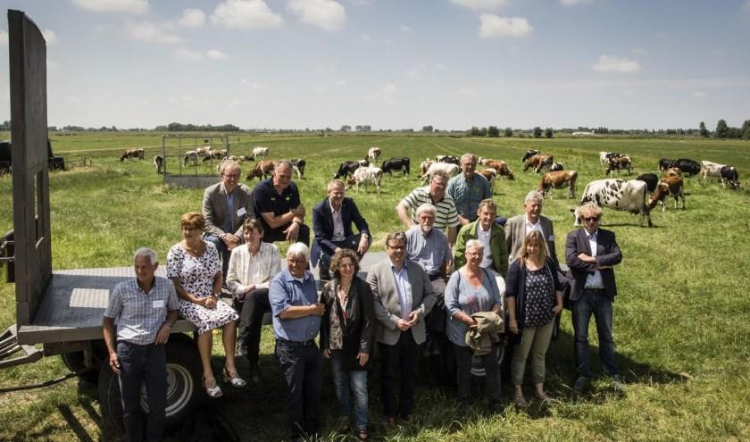 De Midden-Delfland Dagen hebben afgelopen weekend 10.000 bezoekers getrokken.