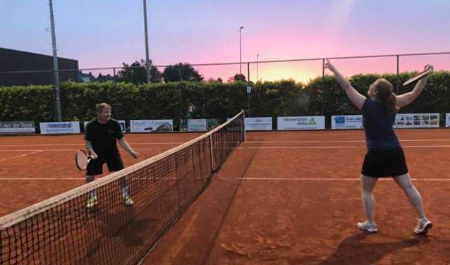 Tennisclub Op Dreef Viert 35e Verjaardag Ijssel En Lekstreek Krimpen