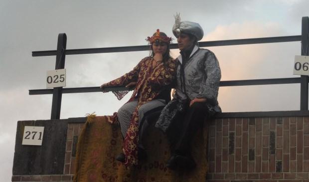 Sherezade en koning Sjahriar