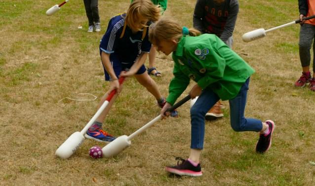Scouting Boxtel heeft afgelopen zaterdag het seizoen afgesloten met een sportieve middag voor alle kinderen in en rondom Brede School de Wilgenbroek.