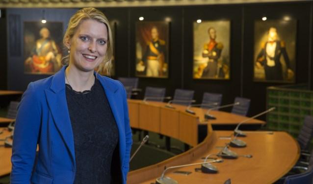 Marianne van der Sloot is voorzitter van de statenfractie van het CDA. Namens die partij zit Van der Sloot ook in de Bossche gemeenteraad. Ze wil de afstand tussen politiek en burger verkleinen en begint bij de toekomstige burgers door alle Bossche basisscholen uit te nodigen.