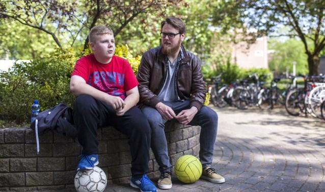 Jongeren die ondersteund zijn door Match ontwikkelen zich positief op vele gebieden.