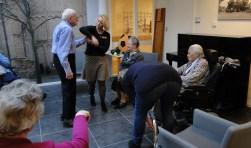 Norschoten kent een actieve beweeggroep voor senioren