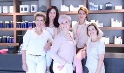 Het team van Confident Haarzorg.