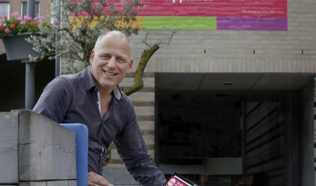 Na ruim 17 jaar verrruilt Jan Wouda 'zijn' Theater de Schalm in Veldhoven voor een uitdaging in Uden. FOTO: Jurgen van Hoof.
