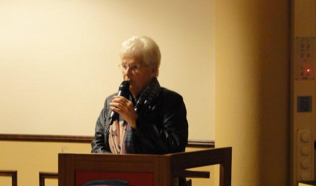 Gerda Brouwer is voorzitter van Vrouwen van Nu Sliedrecht. (Foto's: Privé)
