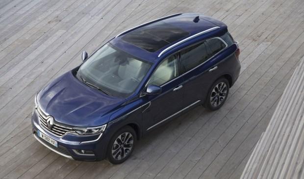 Renault Garage Barendrecht : Grote belangstelling voor nieuwe renault koleos bij auto indumij