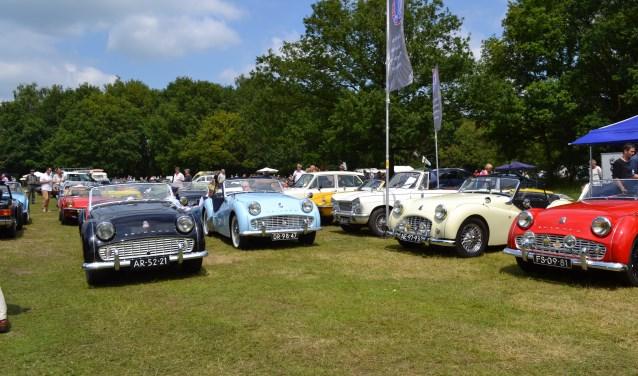 Organisator MG Car Club Holland verwacht zondag 25 juni bij goed weer minimaal duizend Engelse auto's op het terrein van De Poort van Heusden een plekje te kunnen bieden.