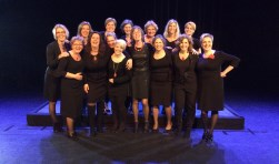 Binnenkort vertolkt No Romeo's een gastoptreden in de multimediale theatershow Septacost van de Amsterdam Klezmer Band. De première van deze muzikale show vindt plaats op Oerol.