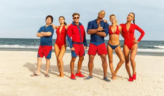 Het belooft een hete zomer te worden met Baywatch!
